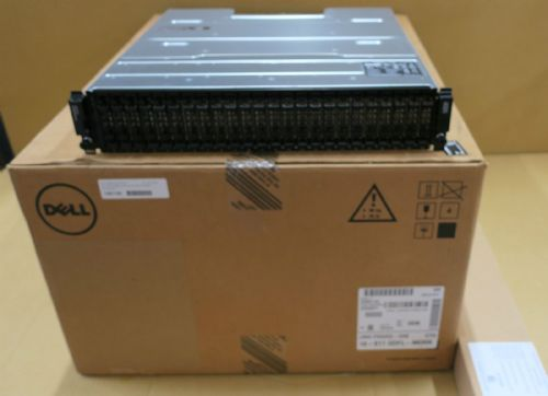 New Dell Compellent SC220 Expansion Enclosure 2 x EMM 2 x PSU Rails Cables